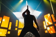 Shinedown at the acceso Showare Center (Photo:Mike Baltierra Photo)