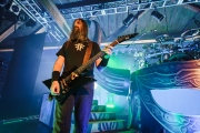 Amon Amarth at the Showbox Sodo (Photo:Mike Baltierra)