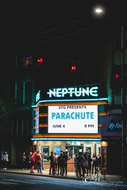 Parachute @ The Neptune 6-4-19 (Photo By: Mocha Charlie)