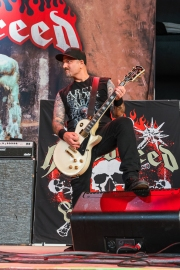 Hatebreed at the White River Amphitheater (Photo:PNW Music Photo)