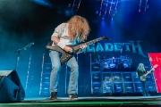 Megadeth at the White River Amphitheater (Photo:PNW Music Photo)
