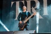 Trivium at the White River Amphitheater (Photo:PNW Music Photo)