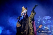 Ghost at The Moore Theatre (Photo by Mike Baltierra)
