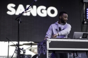 Sango at CHBP (Photo by Jake Hanson)