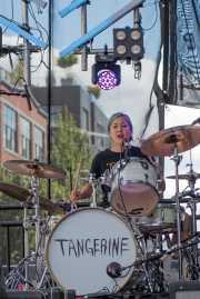 Tangerine at CHBP (Photo by Christine Mitchell)