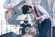 Car Seat Headrest at CHBP (Photo by Christine Mitchell)
