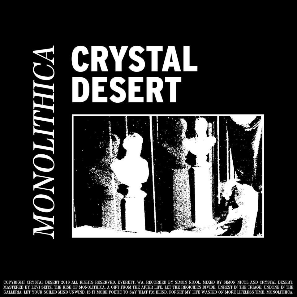 Crystal Desert Black Summer