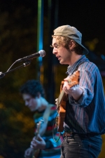 Hibou at Fisherman's Village Music Festival (Photo by Christine Mitchell)