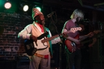 Cannon and the Lion of Judah Band at Fisherman's Village Music Festival (Photo by Christine Mitchell)