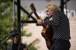 Scott Yoder at Fisherman's Village Music Festival (Photo by Christine Mitchell)