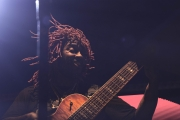 Thundercat at WaMu Theater (Photo by Blaise Prokop)