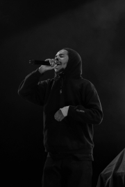 Earl Sweatshirt at WaMu Theater (Photo by Blaise Prokop)