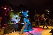 Battleme at Tony V's (Photo- Christine Mitchell)