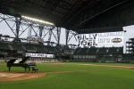 Billy Joel Concert Announcement at Safeco Field (Photo- Christine Mitchell)