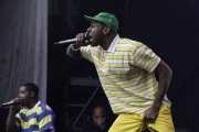 Tyler, The Creator at Bumbershoot (Photo by Jake Hanson)