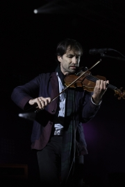 Andrew Bird at Bumbershoot (Photo by Jake Hanson)