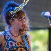 Lisa Prank at Bumbershoot (Photo by Christine Mitchell)