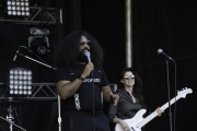 Reggie Watts at Bumbershoot (Photo by Jake Hanson)