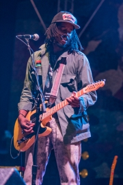 Black Joe Lewis at Bumbershoot (Photo by Christine Mitchell)