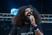 Reggie Watts at Bumbershoot (Photo by Christine Mitchell)