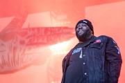 Run The Jewels at Bumbershoot (Photo by Christine Mitchell)
