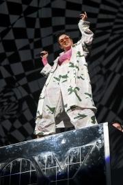 Charli XCX performs in Seattle WA. (Matthew Lamb / MatthewLambPhotography.com)