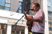 Benjamin Francis Leftwich at CHBP (Photo by Christine Mitchell)