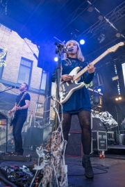 The Joy Formidable at CHBP (Photo by Christine Mitchell)
