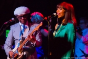 Chic and Nile Rodgers @ The Showbox (Photo: Xander Deccio)
