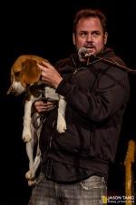 Marco Collins at The Marina   Fisherman's Village Music Festival (Photo: Jason Tang)