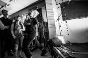 Sleepover Club at Black Lab Gallery (Photo by Christine Mitchell)
