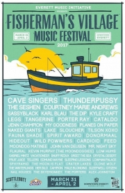 Fisherman\'s Village Music Festival Lineup