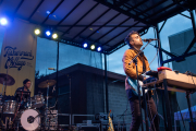 Geographer at FVMF 2019 (Photo by Christine Mitchell)