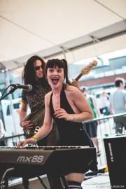 Narrow Tarot at FVMF 2019 (Photo: Abby Williamson)
