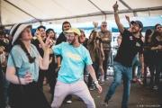 Narrow Tarot crowd at FVMF 2019 (Photo: Abby Williamson)