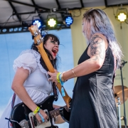 Death Valley Girls at FVMF 2019 (Photo by Christine Mitchell)