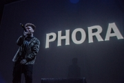 Phora at Agganis Arena Boston (Photo by Arlene Brown)