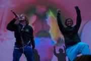 Trippie Redd at Agganis Arena Boston (Photo by Arlene Brown)