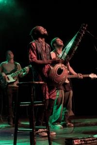Joe Driscoll and Sekou Kouyate @ The Triple Door