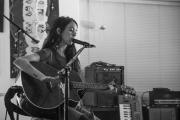 Savanna Woods at Late Nights Last Call (Photo by Christine Mitchell)