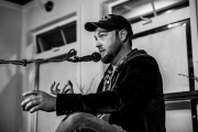 David Arthur at Late Nights Last Call (Photo by Christine Mitchell)