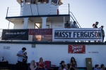 Massy Ferguson performs on Lake Union. (Photo: George Bentley)