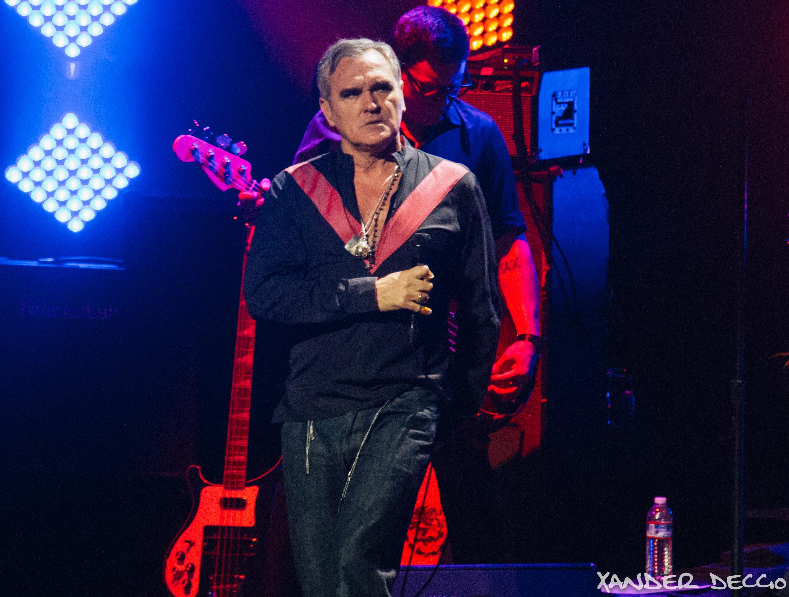 Morrissey Back In Great Form At Benaroya Hall Smi