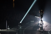 Phantogram at KeyArena (Photo- Christine Mitchell)