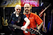 BILL CLEMENTS with MARC MILLER OF REGENERATE GUITAR WORKS