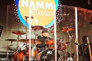 NAMM MAIN STAGE ALAN WHITE PLAYING with SPENCER DAVIS