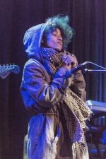Nneka at Nectar Lounge (Photo: Christina Leiva)