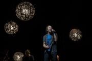 Pearl Jam at Fenway Park (Photo by Arlene Brown)