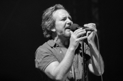 Pearl Jam at Fenway Park (Photo by Arlene Brown)