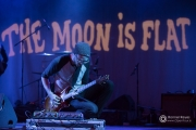 The Moon Is Flat at the Historic Everett Theatre (Photo by Ron Reyes)